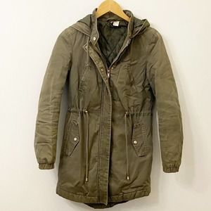 H&M Army Olive Jacket - Great Condition